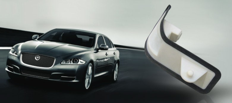 jaguar land rover - sys systems 3d printing