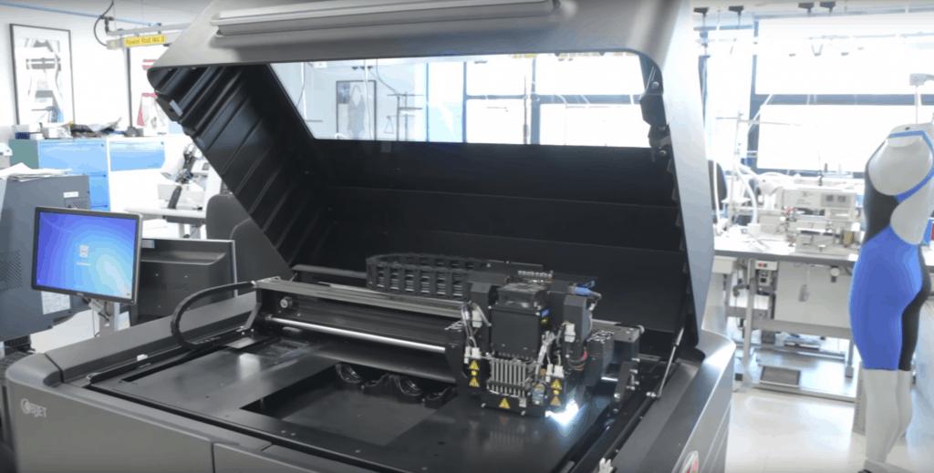Connex 3D Printer