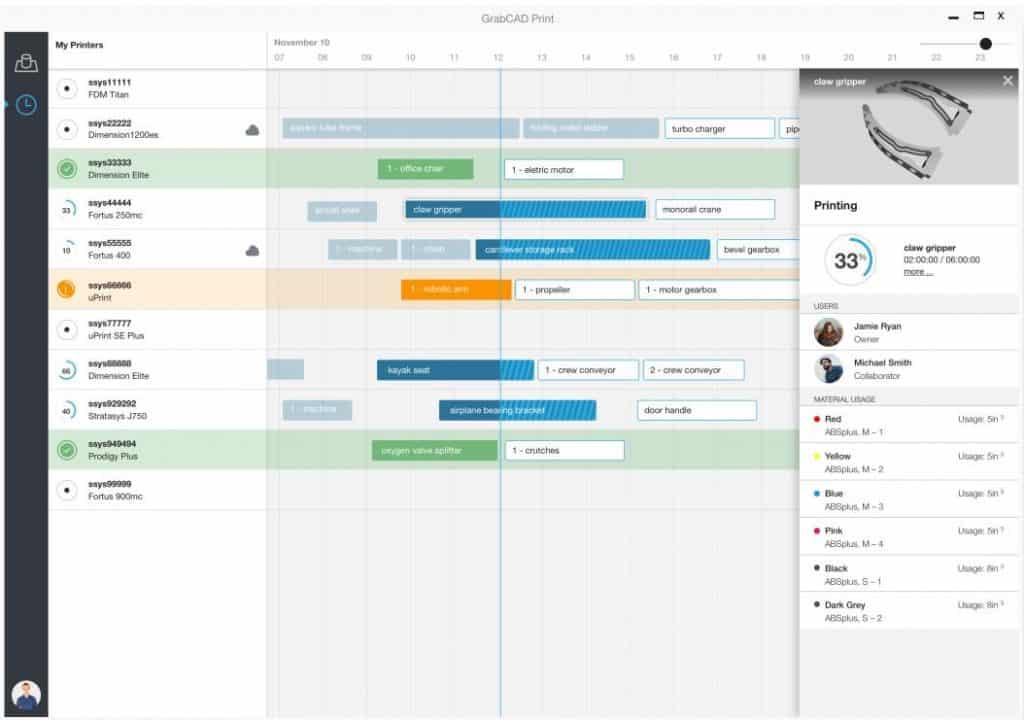 GrabCad Screen Schedule(1)