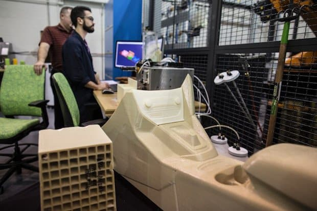 3d printing automotive parts