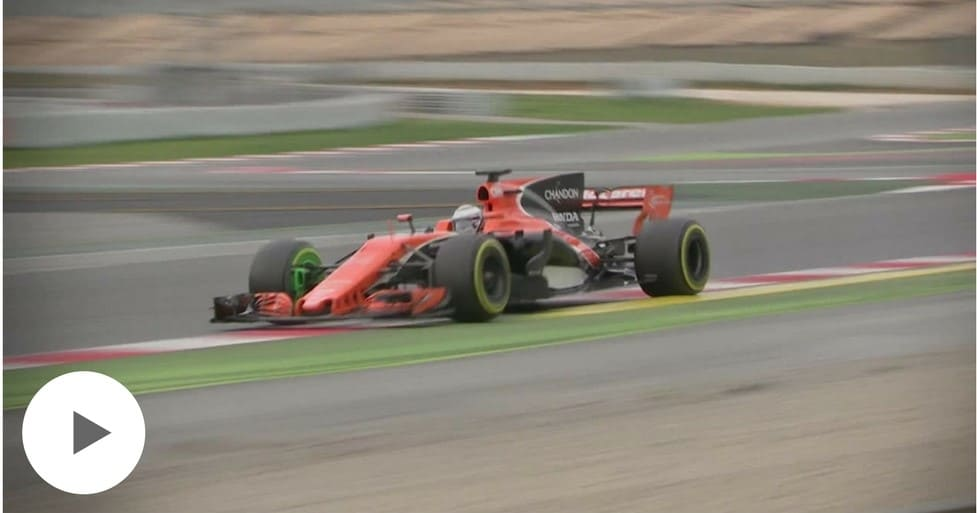 3D Printing in Formula One