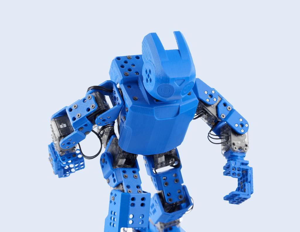 F123 Part Image - Robot D