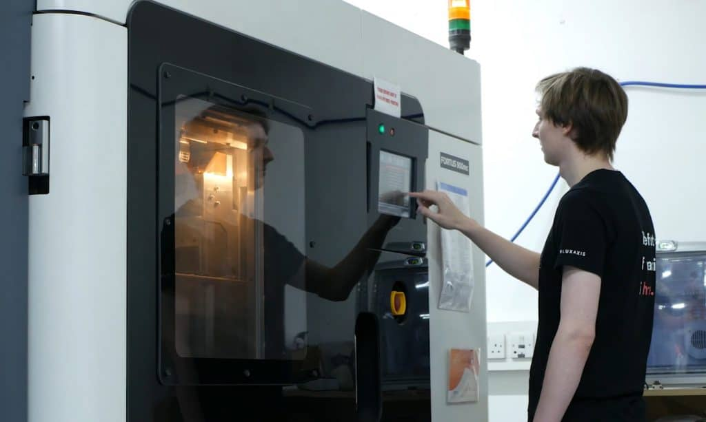advanced 3d printing - fluxaxis