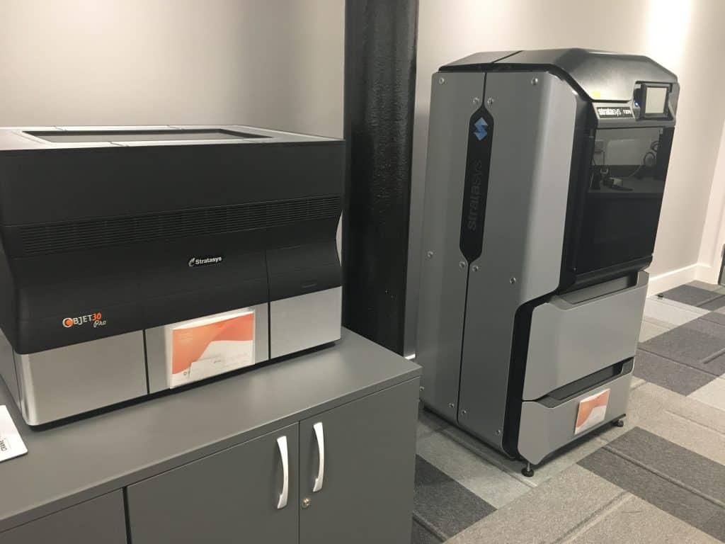Crane 3D printers 2