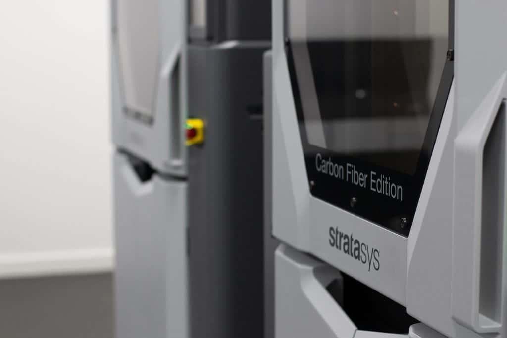 Stratasys Carbon Fiber machine