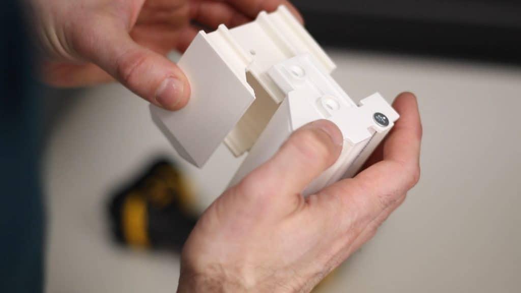 Liniar 3D printed part
